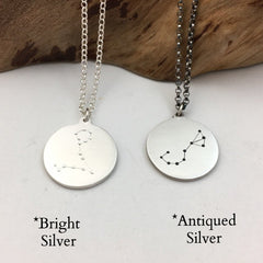 Zodiac Constellation Charms