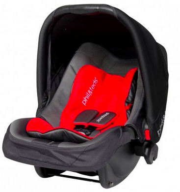 Phil Teds Quest Baby Car Seat
