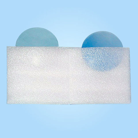 Foam Pouches FP-DL - Double Lens