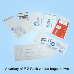 Reclosable Zip Loc Poly Bags ZP1215