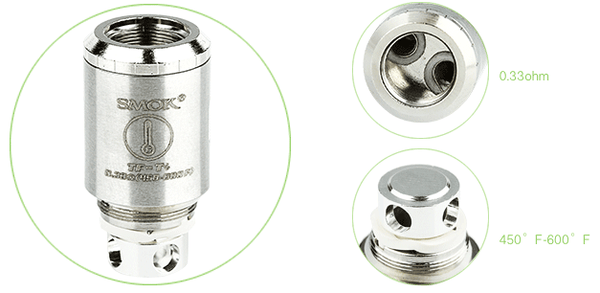 SMOK TFV4 Sub Ohm Tank Replacement Coils