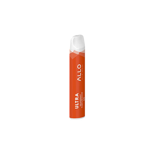 Allo ULTRA 800 Puff Disposable Pod Device - 2%, 5%