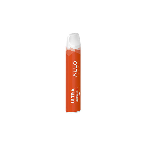 Allo ULTRA 800 Puff Disposable Device - 2%, 5%