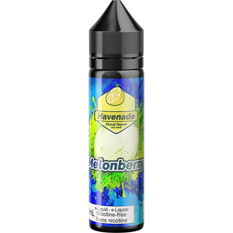 60ml Cloud Haven Havenade Melonberry Watermelon Raspberry Lemonade Drink Fruit Eliquid Ejuice