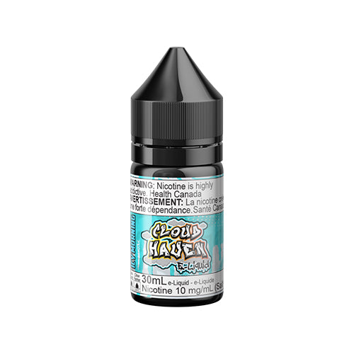 30mL Cloud Haven Icy Morning Peppermint Wintergreen Menthol Nicotine Salt Eliquid Ejuice