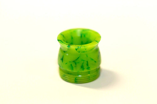 DHD Double Helix Designs by Jess-marie Trickster Wide Bore Drip Tip
