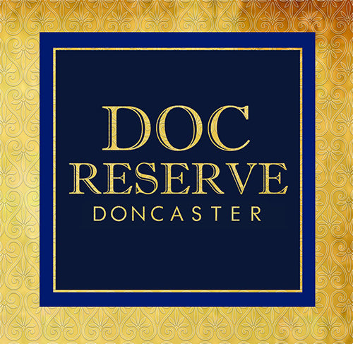 60ml Doc Reserve Doncaster Creamy Rich Decadent Butterscotch Dessert Sweet Eliquid Ejuice