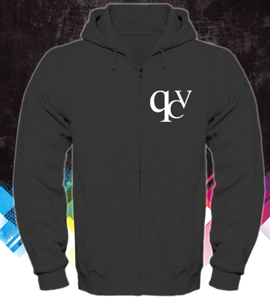 Queen City Vaps QCV Hooded Sweatshirt Hoodie Hoody Bunnyhug Mens Womens S M L XL XXL XXXL