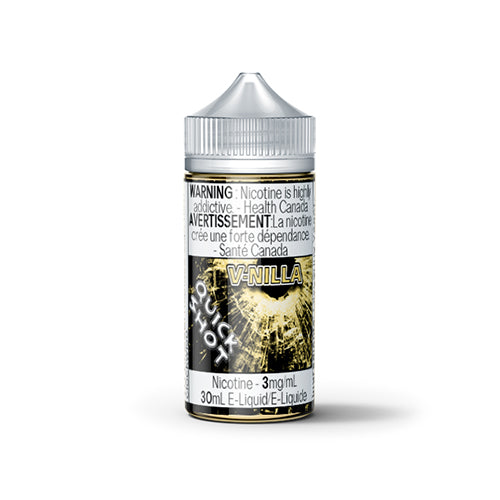 30mL T Daawg Labs Quick Shot V-Nilla Vanilla Eliquid Ejuice