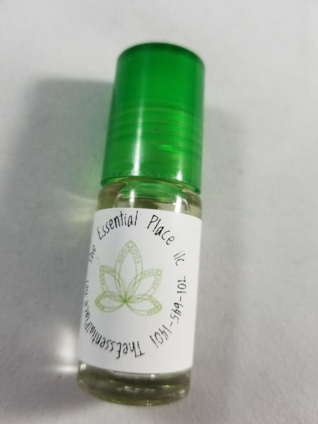 Stuffy Nose Essential Oil Blend