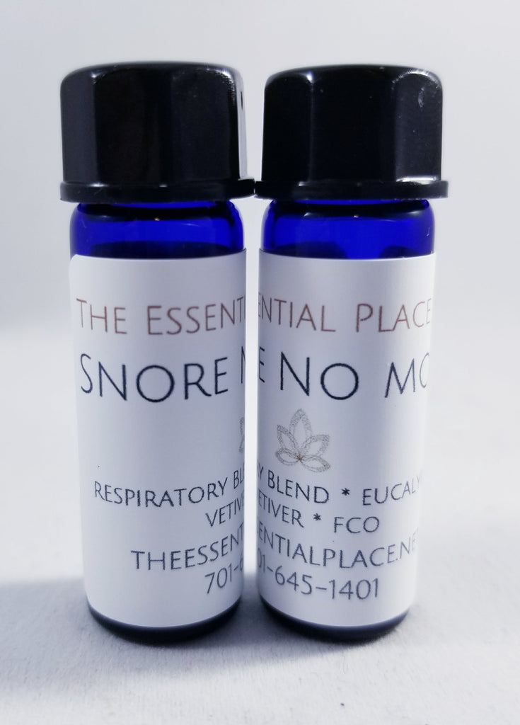Snore No More (Peaceful Sleep) Essential Oil Diffuser Blend