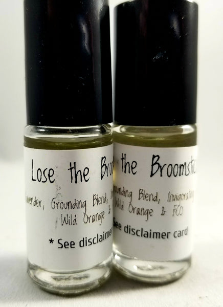 Lose the Broomstick Essential Oil Roller Blend