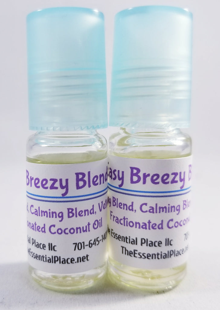 Easy Breezy Essential Oil Blend