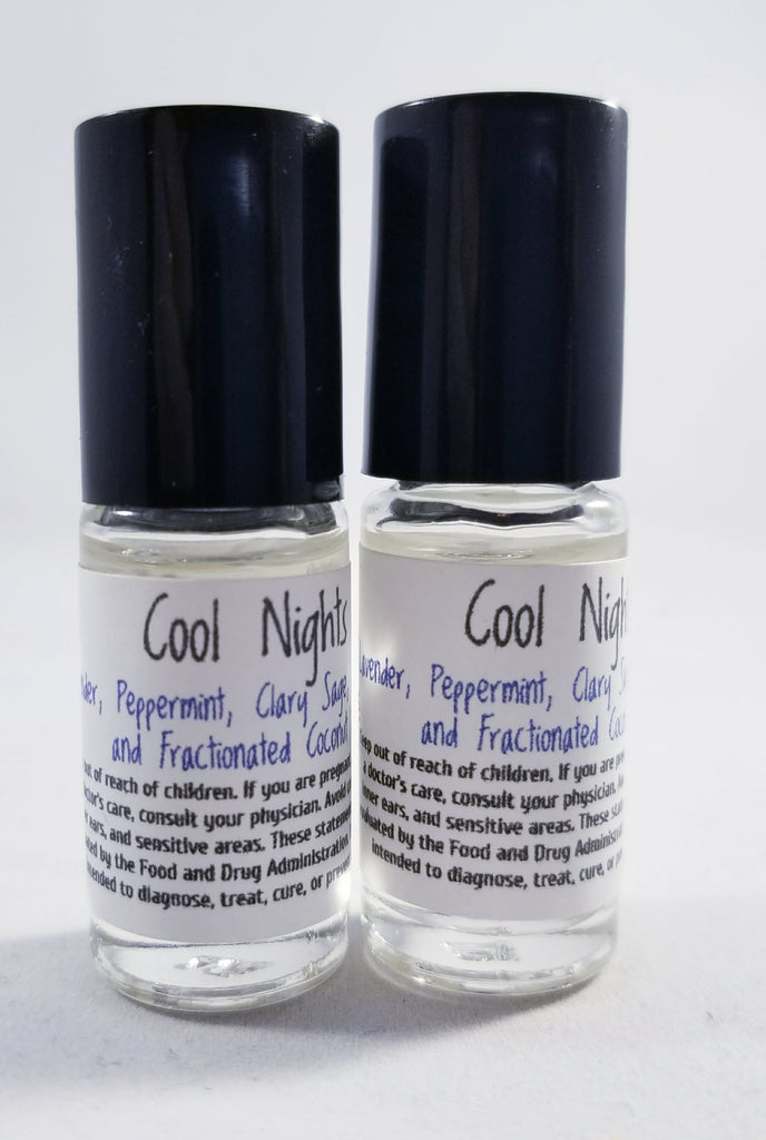 Cool Nights Essential Oil Blend