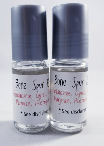 Bone Spur Essential Oil Blend