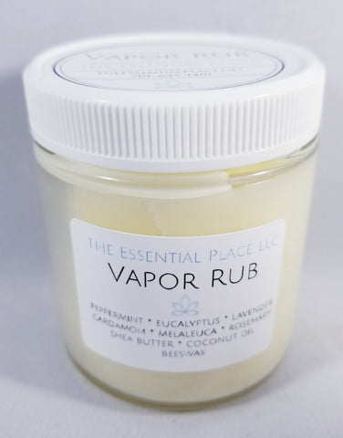 Vapor Rub Salve