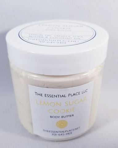 Lemon Sugar Cookie Body Butter