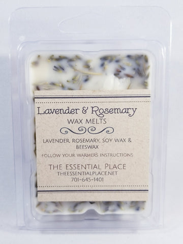 Lavender & Rosemary Wax Melts