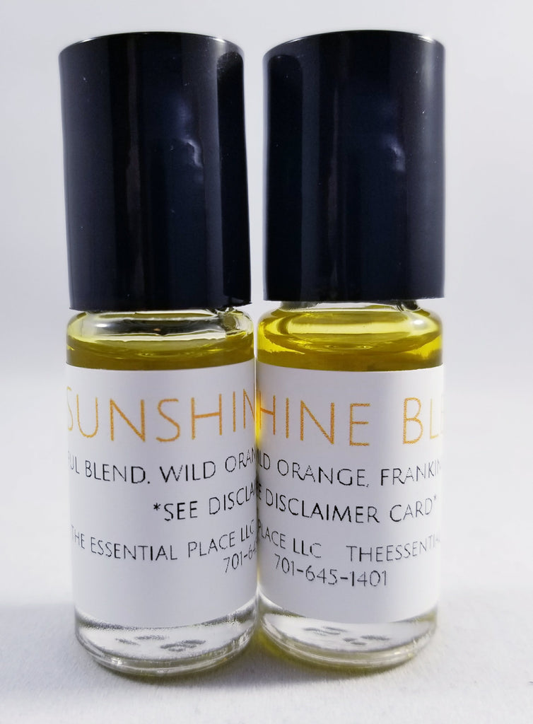 Sunshine Essential Oil Blend