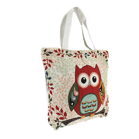 Red Owl Bag