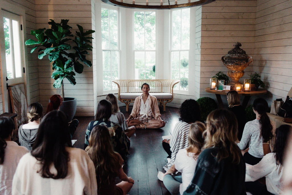 kate waitzkin yoga meditation with mirth