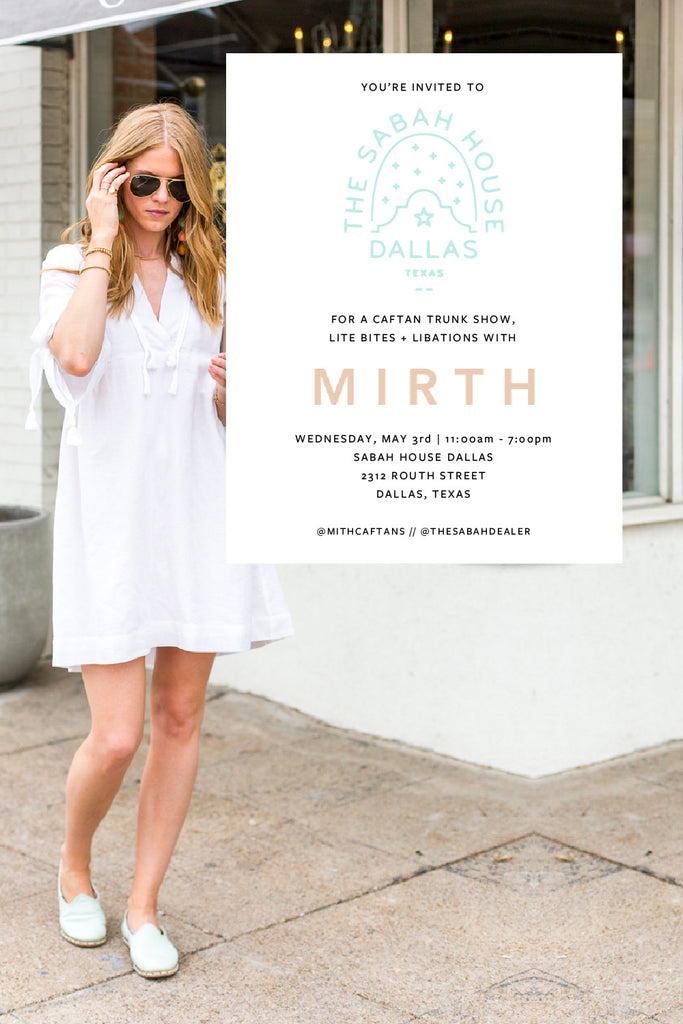 MIRTH Dallas Pop Up at Sabah Shoes with A Piece of Toast