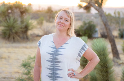 lindsay hollinger of casa joshua tree