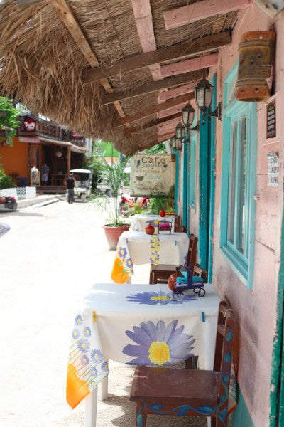 downtown holbox island mexico