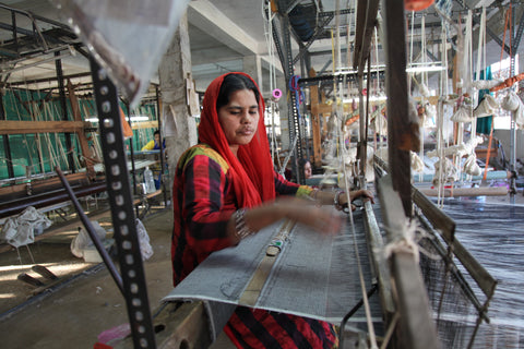 women weavers in india