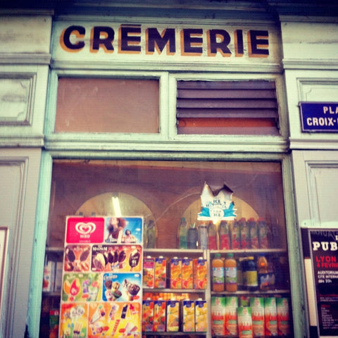 cremerie in lyon france