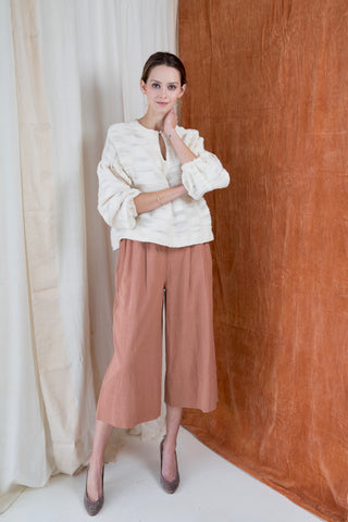 istanbul pant in mauve
