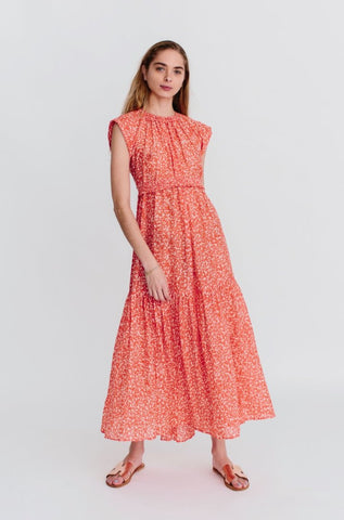 vienna maxi in poppy
