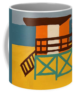Beach Watch - Mug