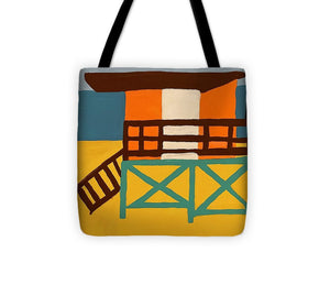 Beach Watch - Tote Bag