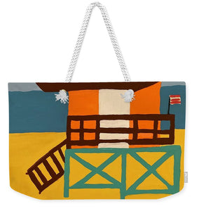 Beach Watch - Weekender Tote Bag