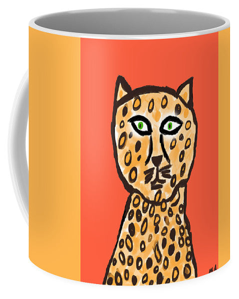Cheetah Love - Mug