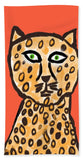 Cheetah Love - Beach Towel