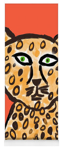 Cheetah Love - Yoga Mat