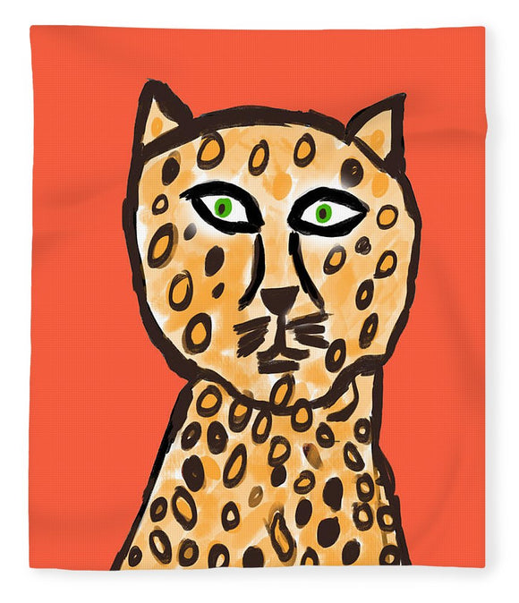 Cheetah Love - Blanket