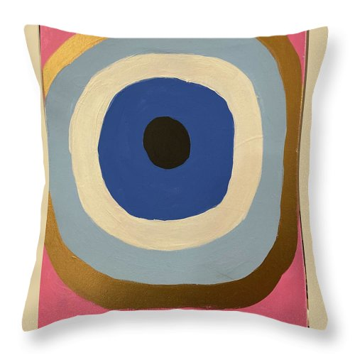Eye See U - Throw Pillow