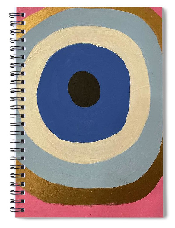 Eye See U - Spiral Notebook