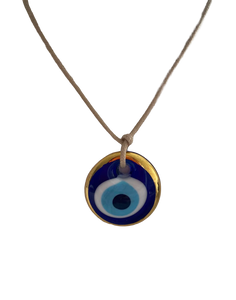 Santorini Evil Eye 🧿Necklace