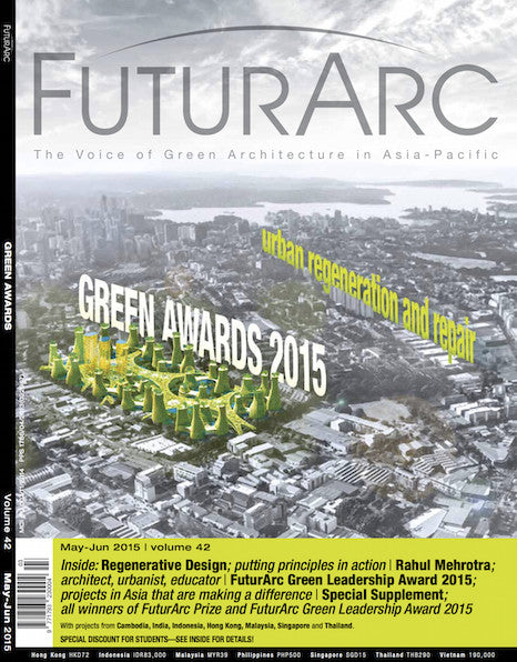 FuturArc Single Edition 2015/May-Jun