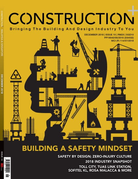 Construction+ Single Edition Malaysia & Singapore 2018 December