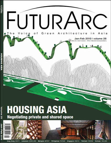 FuturArc Single Edition 2013/Jan-Feb