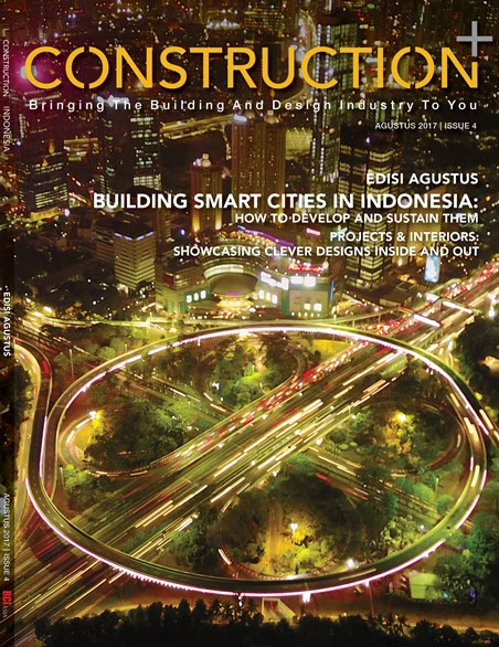 Construction+ Single Edition Indonesia 2017/August