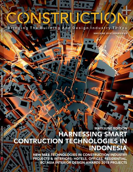 Construction+ Single Edition Indonesia 2018/ May/June