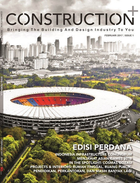 Construction+ Single Edition INDO 2017/February