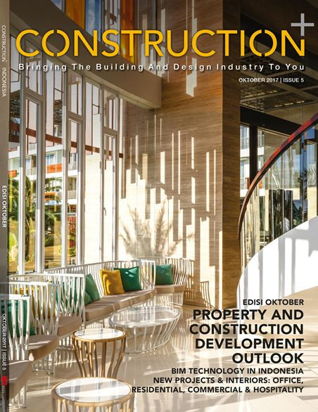Construction+ Single Edition Indonesia 2017/October
