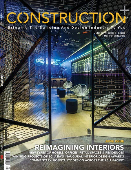 Construction+ Single Edition Singapore 2017/June